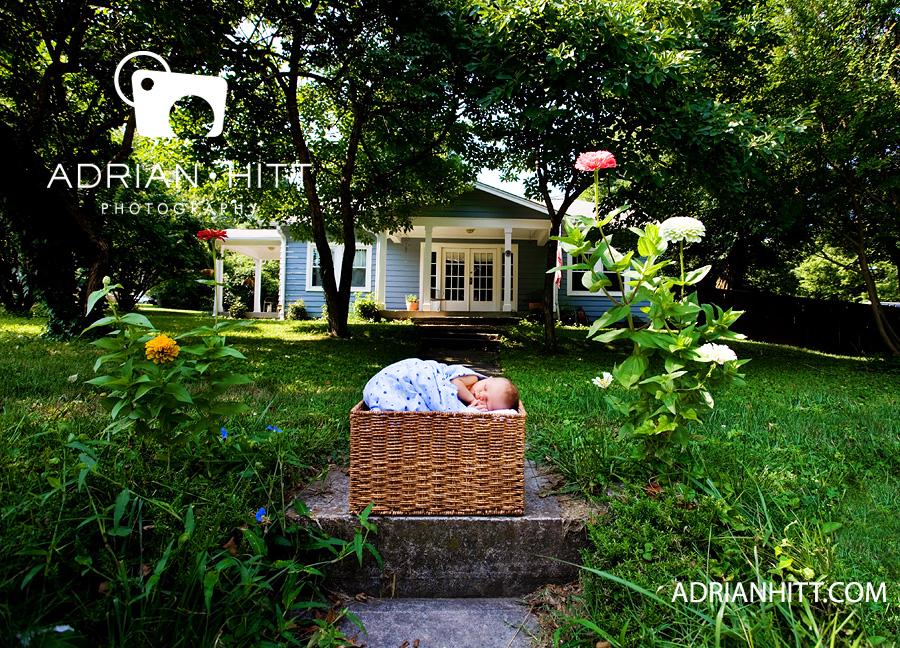 Baby Photographer Nashville TN Adrian Hitt