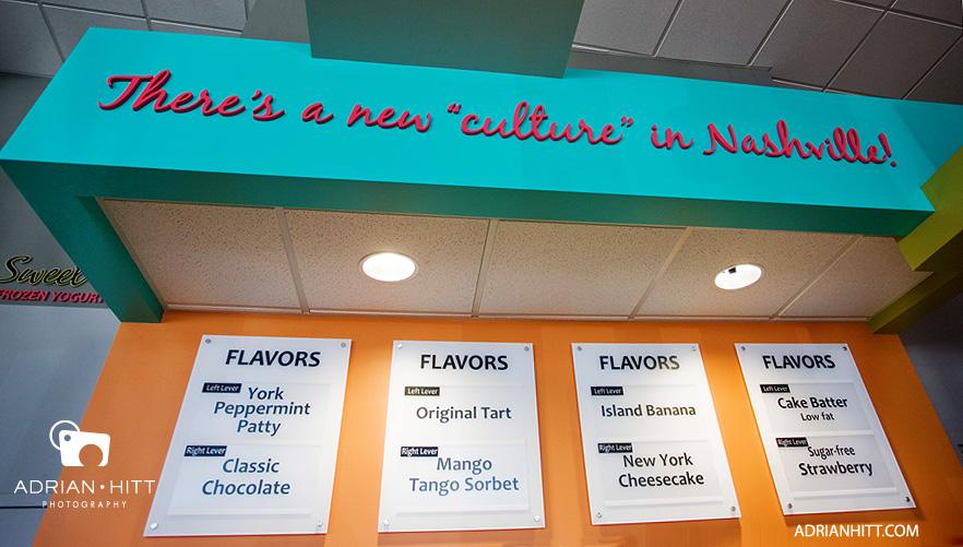 Sweet Cece's Yogurt Nashville, TN