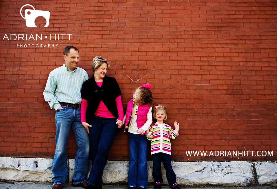 Nashville Family Photographer, Adrian Hitt Photography