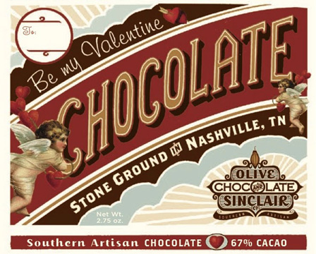 Olive & Sinclair Chocolate, Valentine